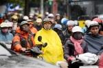 Không khí lạnh tràn về, Bắc Bộ chìm trong mưa rét