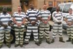 Cứu sống quản giáo bất tỉnh, 6 phạm nhân được giảm án
