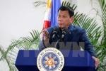 Tổng thống Philippines khẳng định duy trì đồng minh quân sự với Mỹ