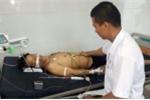Trung tâm y tế Trường Sa cấp cứu cho ngư dân bị mất máu cấp