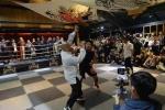 Cao thủ Thái cực quyền bị võ sĩ MMA hạ đo ván chỉ trong 10 giây