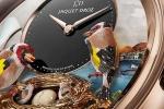 Đồng hồ tổ chim giá chục tỷ đồng dành cho đại gia Việt
