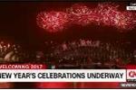 Mãn nhãn đại tiệc pháo hoa mừng năm mới 2017 trên khắp thế giới