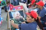 Lễ truy điệu Lãnh tụ Cuba Fidel Castro tại nơi an nghỉ cuối cùng