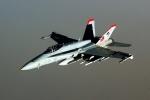 Chiến cơ F/A-18E Mỹ bắn hạ Su-22 của Chính phủ Syria