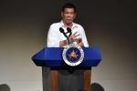 Tổng thống Philippines nhờ Trung Quốc giúp tuần tra trên biển