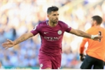 Aguero khai hỏa, Man City dễ dàng đánh bại đội bóng mới lên hạng