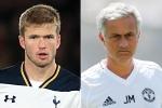 Tin chuyển nhượng 19/7: Phớt lờ Perisic, Mourinho đón Eric Dier