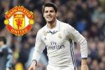 Tin chuyển nhượng 12/6: Hôm nay, Alvaro Morata kiểm tra y tế tại MU