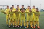 Sau sự cố dọa cắt gân chân cầu thủ đối phương, U15 Thanh Hóa bị loại