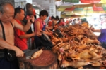 Bị lên án, lễ hội ở Trung Quốc vẫn giết thịt hàng nghìn con chó