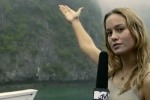 Nữ chính 'Kong: Skull Island' tiết lộ bí mật khi quay phim trong rừng sâu Việt Nam