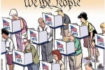Vì sao người Mỹ đi bỏ phiếu vào thứ ba của tháng 11?
