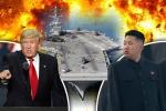 Vì sao Mỹ không tấn công Triều Tiên như làm với Syria?