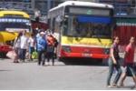 Hà Nội chuẩn bị xe buýt dự phòng, sẵn sàng chở khách về quê ăn Tết