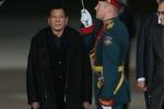 Phiến quân tấn công thành phố, Tổng thống Duterte khẩn cấp từ Nga về Philippines