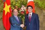 Thủ tướng Nhật Shinzo Abe thăm Việt Nam vào tuần tới