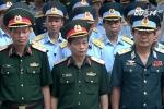 Hàng ngàn người dự lễ truy điệu phi công Trần Quang Khải