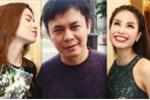 Bị đồn cướp người yêu đại gia kim cương của Hà Hồ, Phạm Hương lên tiếng