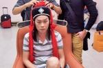 Hinh anh Hoai Linh va nhung dang ngoi khong the 'lay' hon 5