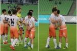 Đồng đội khen ngợi, Xuân Trường thêm quyết tâm tại Gangwon