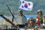 Quân đội Hàn Quốc nâng cao cảnh giác sau khi bà Park bị phế truất