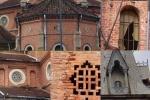 Ảnh: Nhà thờ Đức Bà xuống cấp trầm trọng trước ngày Giáng Sinh