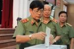 Học viện An ninh nhân dân quyên góp ủng hộ đồng bào miền Trung