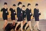 Bất ngờ những hình ảnh tiếp viên hàng không xinh đẹp Triều Tiên lần đầu lên lịch 2017