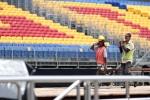 Kuala Lumpur ngổn ngang công trường trước giờ khai mạc SEA Games 29