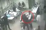 Cấp cứu bệnh nhân, bác sĩ bị người nhà đánh tới tấp