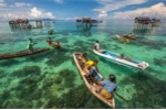 Vẻ đẹp lặng người nơi bộ tộc du mục trên biển Indonesia sinh sống