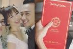 Trấn Thành tận tay gửi thiệp mời cưới Hari Won cho Hoài Linh
