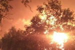 Video: Biển lửa đỏ rực trời bao trùm khu nhà xưởng rộng lớn ở Đồng Nai