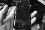 iPhone 7 Jet Black trầy xước thảm hại sau vài tháng