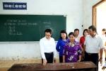 Phó Thủ tướng Vũ Đức Đam: Không để bất cứ lý do gì ảnh hưởng đến học sinh thi THPT quốc gia 217