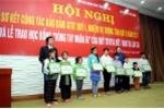 Quỹ Toyota trao tặng Học bổng 'Vòng tay Nhân ái'