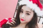 Hot girl Hà thành khoe vẻ quyến rũ trong bộ ảnh đón Noel