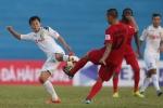Quang Hải 'cứu' Hà Nội FC trong trận cầu quyết liệt với Hải Phòng
