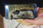 Cục Hàng không xem xét nguy cơ Samsung Note 7 cháy nổ trên máy bay