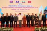 Phó Thủ tướng Vũ Đức Đam tham dự Diễn đàn 'Bốn quốc gia – Một điểm đến'