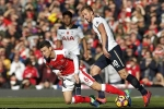 Trực tiếp Arsenal vs Tottenham