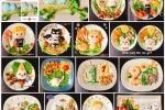 'Quá đã' với bữa ăn đầy màu sắc cho bé yêu biếng ăn