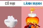 Những thực phẩm thay thế tốt cho sức khỏe