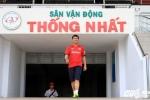 TP.HCM mưa lớn, tuyển Việt Nam hứa đá vì người hâm mộ