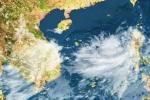 Thời tiết hôm nay 10/6: Vùng áp thấp trên Biển Đông mạnh lên thành áp thấp nhiệt đới