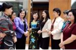 Chủ tịch Quốc hội: Trao quyền cho phụ nữ là ưu tiên của Việt Nam
