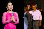 Diva Mỹ Linh sẽ hát Quốc ca trước Tổng thống Mỹ Obama