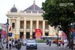 Hà Nội 'thay áo' mừng 70 năm Cách mạng tháng Tám và Quốc khánh 2-9