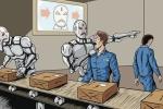 'Robot cướp việc' đang xuất hiện nhiều nơi ở Việt Nam